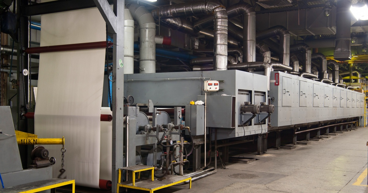 New Stork coating line